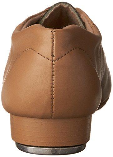 Capezio Women's Fluid Tap Shoe,Caramel,8.5 W US