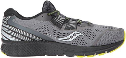 Saucony Mens Zealot ISO 3 Running Shoe Grey cCMjNghc
