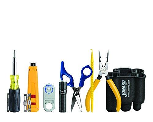 Jonard Industries TK-17 Punchdown Tool Kit
