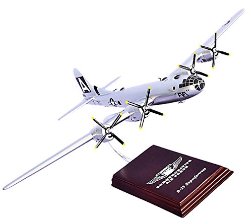 (Mastercraft Collection Boeing B-29 Superfortress Bomber Airplane Plane World War II