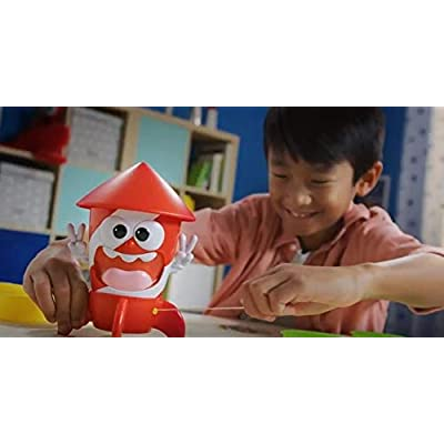 Goliath Games 31204 Pop Rocket Game, Red/White: Toys & Games