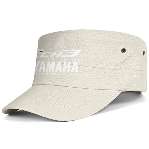 Men Womens Military Caps cameosa TECH-3-YAMAHA-RACING- for sale  Delivered anywhere in USA