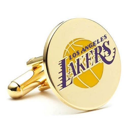 NBA Los Angeles Lakers Cufflinks by Cufflinks