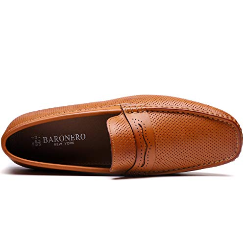 Buy men driving shoes brown