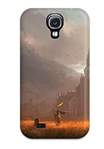 Heimie TrhVxyf5627aQesv Case For Galaxy S4 With Nice Castle Fantasy Abstract Fantasy Appearance