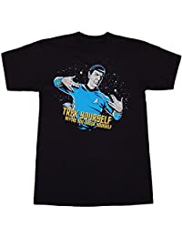 Star Trek Trek Yourself Before You Wreck Yourself T-Shirt