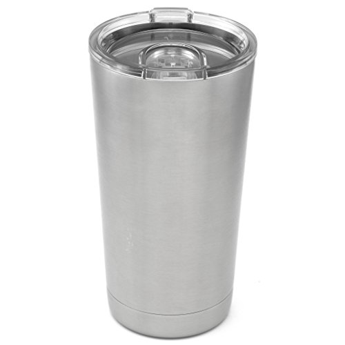 FIREKI Tumbler (16 oz, Stainless Steel)