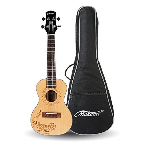 Makanu Concert Ukulele Spruce Professional product image