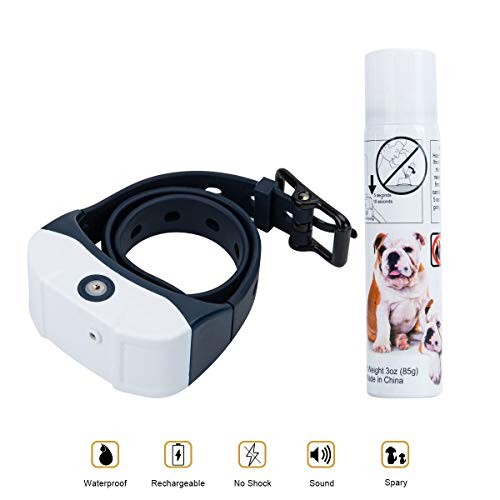 Jing Cheng [Newest 2019] Dog Bark Spray
