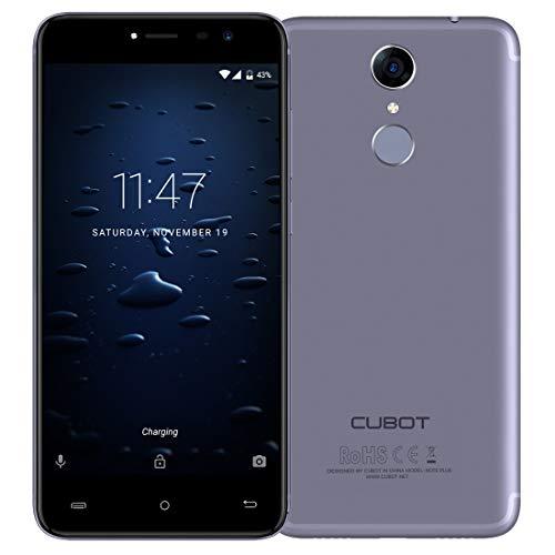 XIXI Phone Note Plus, 3 GB + 32 GB, Fingerabdruckerkennung, 5,2 Zoll Android 7.0 MTK6737T Quad-Core bis 1,5 GHz…