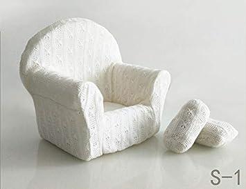 Amazon Com Dvotinst Newborn Photography Props Soft Posing Mini