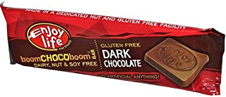product image for Enjoy Life Dark Chocolate boomChocoboom Bars, 1.12 oz. each, 24 count