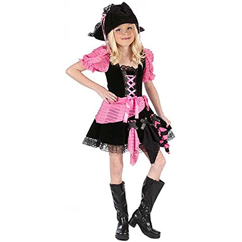Child (Girl Pirate Costumes Ideas)