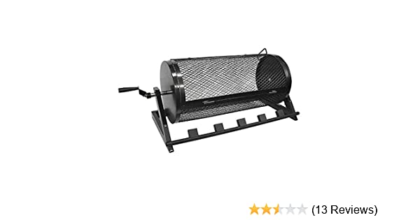Amazon.com : Santa Barbara Chile Roasters Adjustable Portable Chili Roaster Without Regulator - CRBBQ-CR : Garden & Outdoor