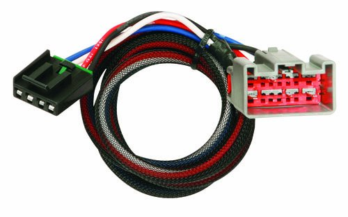 Tekonsha 3036 2-Plug Brake Control Wiring Adapter for Ford (Ford Trailer Adapter)