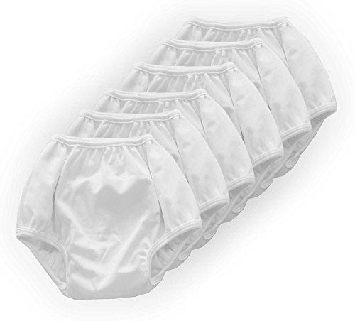 Potty Patty Potty Training (Scotty & Patty 2 in 1 Waterproof Cotton Potty Training Pants - XLarge (6 Pack))