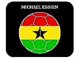 Michael Essien (Ghana) Soccer Mouse Pad