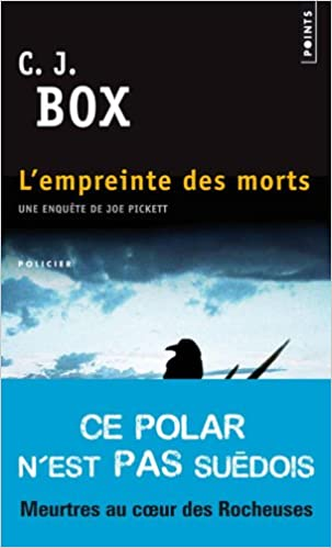 L'Empreinte des morts - C. j. Box sur Bookys