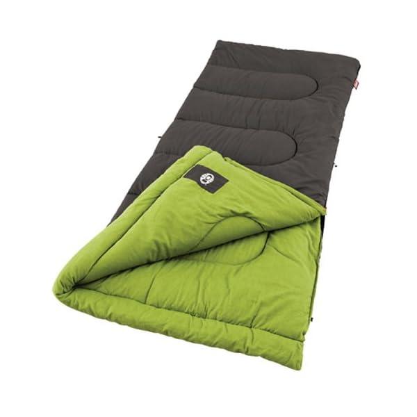 Coleman Duck Harbor Cool Weather Adult Sleeping Bag 4