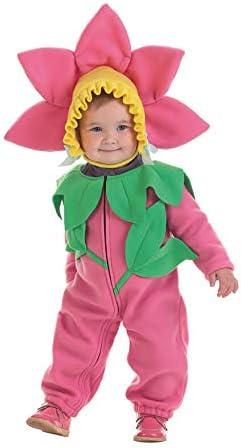 Creaciones Llopis - Disfraz bebé Flor: Amazon.es: Juguetes y juegos