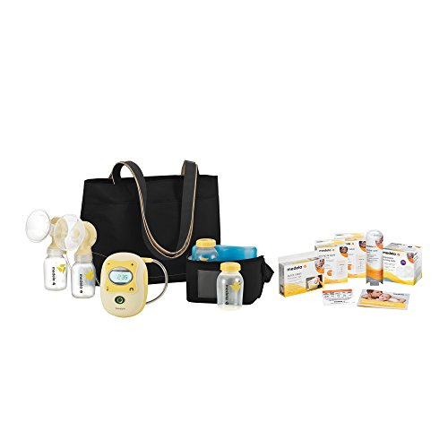 Medela Freestyle Mobile Double Electric Breast Pump Solution Set