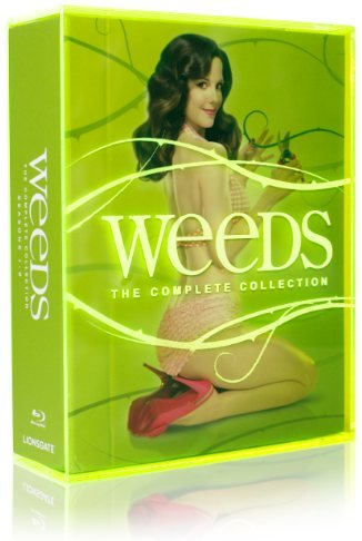 Weeds: Complete Series [Blu-ray] by Lions Gate