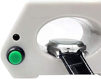 Demagnetizador desmagnetizador Reloj máquina Herramienta de reparación para relojero 220V: Amazon.es: Relojes