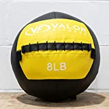 Valor Fitness WB-8 Wall Ball, 8 Lb