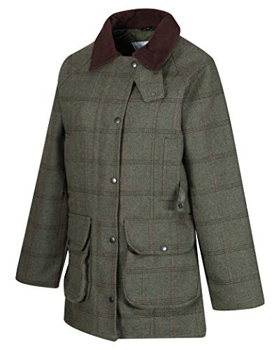 Outdoor Su Misura Da Tradizionale Riverside Giacca Stile In Tweed Donna d8zHq