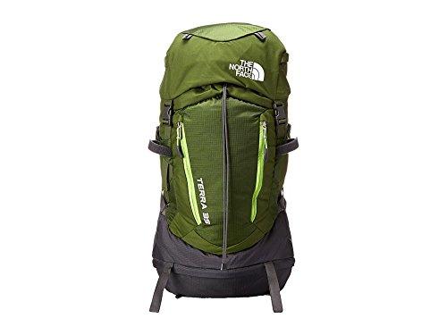 [ザ ノースフェイス] The North Face レディース Terra 35 (Youth) バックパック Scallion Green/Tree Frog Green [並行輸入品] B01MTX5V74