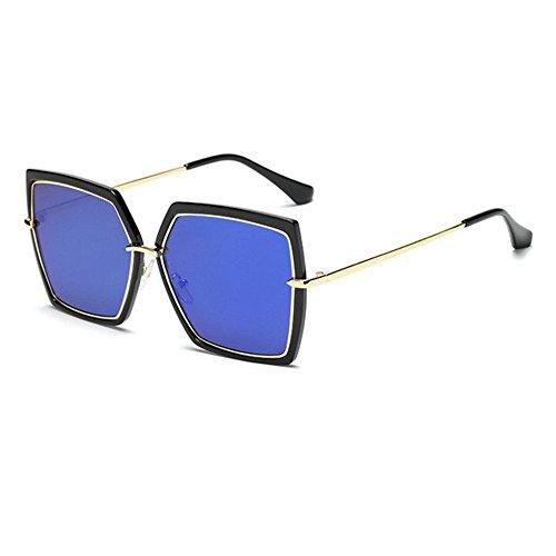 con Caja Hombre de Gafas Sol Mujer Retro Axiba de Gafas Moda de la Regalos de Sol y creativos Sol Gafas D xSTIn7qw