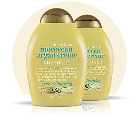 Organix Shampoo & Conditioner Moroccan Argan Creme 13oz (Organix Argon Oil Conditioner)