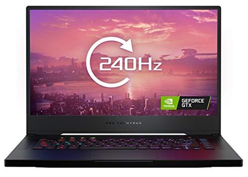 ASUS ROG Zephyrus M Core i7 16GB 512GB SSD GTX 1660Ti 15.6″ Win10 Home Gaming Laptop