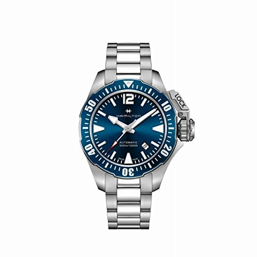 Men's Hamilton Navy Frogman Automatic Watch H77705145