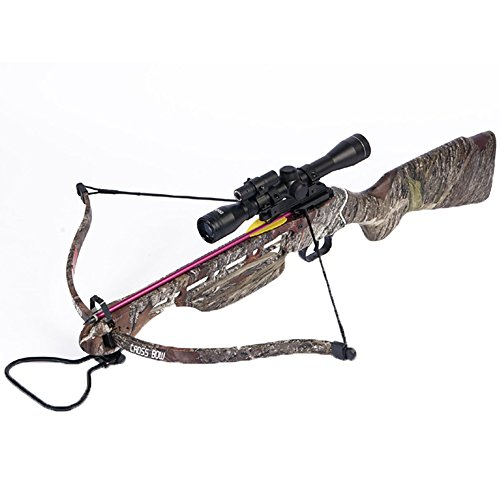 150-lb-desert-camouflage-hunting-crossbow-bow-4x20-scope-7-bolts-arrows-rope-cocking-device-180-80-5