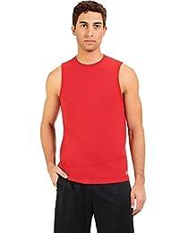 Russell Athletic mens standard Essenital Men's Muscle
