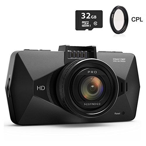 Car Dash Cam 2560x1080 Dashboard product image