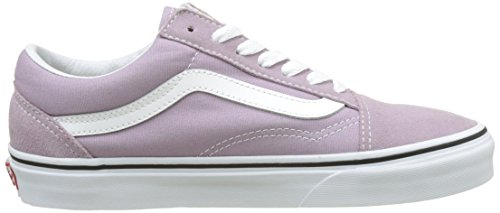 Vans Unisex Old Skool Classic Scarpe Da Skate Sea Fog / True White