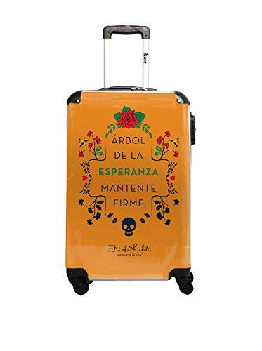 Kahlo Arancione Cm Lic Rigida 60 Trolley FvcU4wSqRF