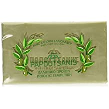 Olive Oil Soap Papoutsanis 6x125g by Papoutsanis