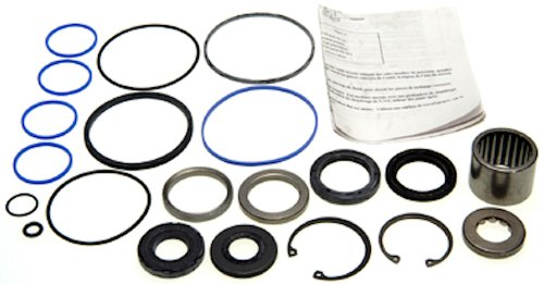 Edelmann 8540 Power Steering Gear Box Complete Rebuild Kit