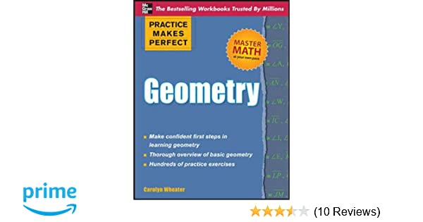 Practice Makes Perfect Geometry