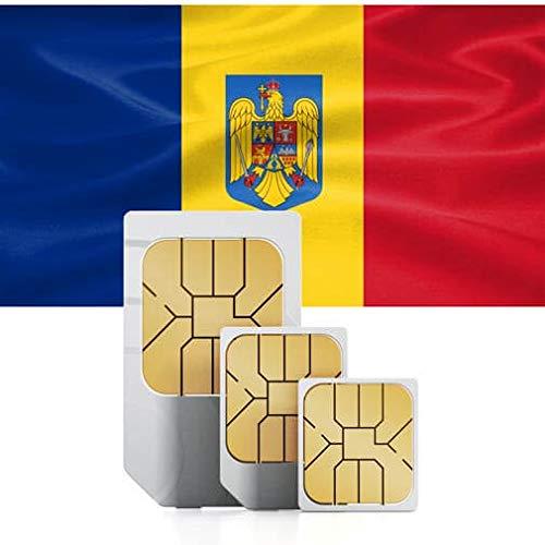 Balkan Countries (Bulgaria, Croatia, Cyprus (EU-Member State), Greece, Hungary, Romania, Slovenia) High-Speed Mobile Data Sim Card 12GB Valid for 30 Days (Best Tourist Sim Card Thailand)