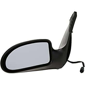 OE Replacement Ford Focus Driver Side Mirror Outside Rear View (Partslink Number FO1320180)