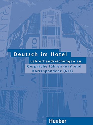 deutsch im hotel - 2