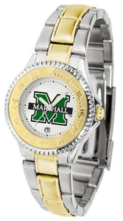 - Marshall Thundering Herd Competitor Two-Tone Women's Watch