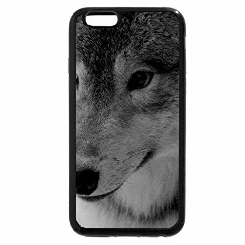 iPhone 6S Plus Case, iPhone 6 Plus Case (Black & White) - A GAZE for TONY Nannouk