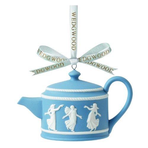 Wedgwood Dancing Hours Teapot Ornament