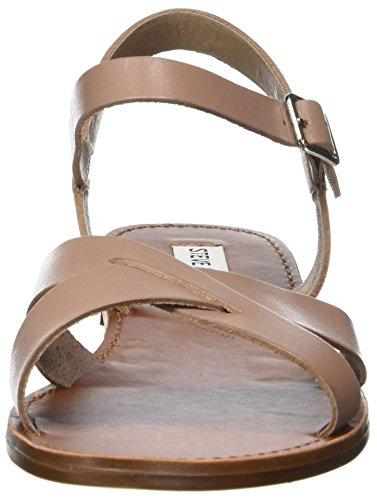 Sandalo Steve Madden Ladies, Beige, 40 Eu