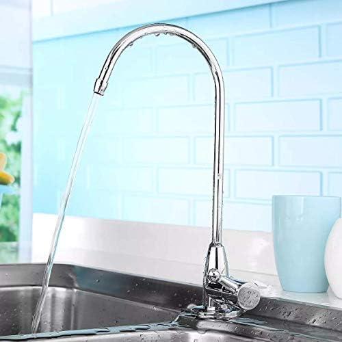 ZJN-JN 蛇口 キッチンには、ABS盆地シンクがスムーズ蛇口と水のろ過システム水フィルターを飲むために配慮した設計の蛇口1/4インチチューブセラミックバルブのフィルタタップを洗練します 台付